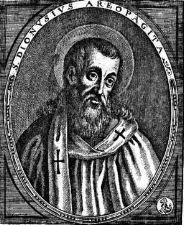 Dionysius the Areopagite, Dionysius the Areopagite poetry, Christian poetry