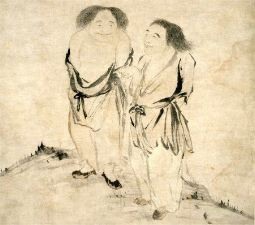 Han-shan (Cold Mountain), Han-shan (Cold Mountain) poetry, Buddhist poetry
