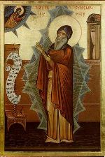Symeon the New Theologian, Symeon the New Theologian poetry, Christian poetry