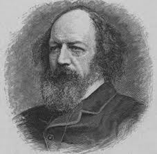 Alfred Tennyson, Alfred Tennyson poetry, Secular or Eclectic, Secular or Eclectic poetry,  poetry,  poetry, Christian poetry