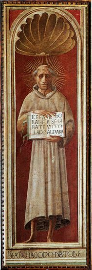 Jacopone da Todi (Jacopone Benedetti), Jacopone da Todi (Jacopone Benedetti) poetry, Christian, Christian poetry, Catholic poetry,  poetry,  poetry
